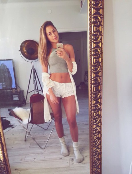 tank top blouse underwear
