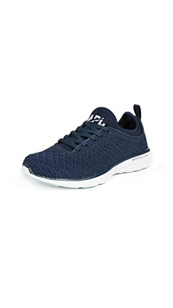 APL: Athletic Propulsion Labs sneakers navy white shoes