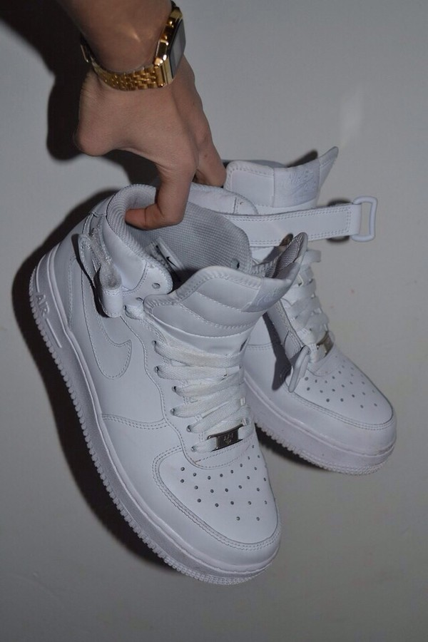 shoes nike high top sneakers