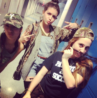jacket camouflage shirt shorts jeans bag top crewneck cardigan overalls knee high socks jewelry aly antorcha
