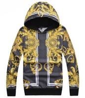 sweater,versace,gold,hoodie,sweatshirt