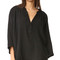 9seed marrakesh cover up top - black