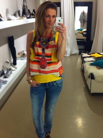 blouse ivy fashion