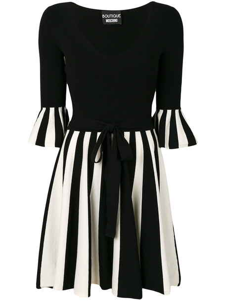 BOUTIQUE MOSCHINO dress women black