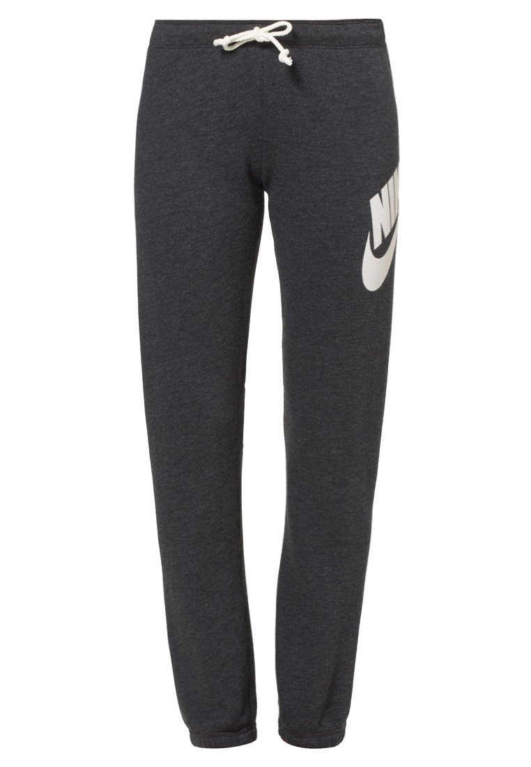 Nike Sportswear RALLY - Tracksuit bottoms - black - Zalando.co.uk