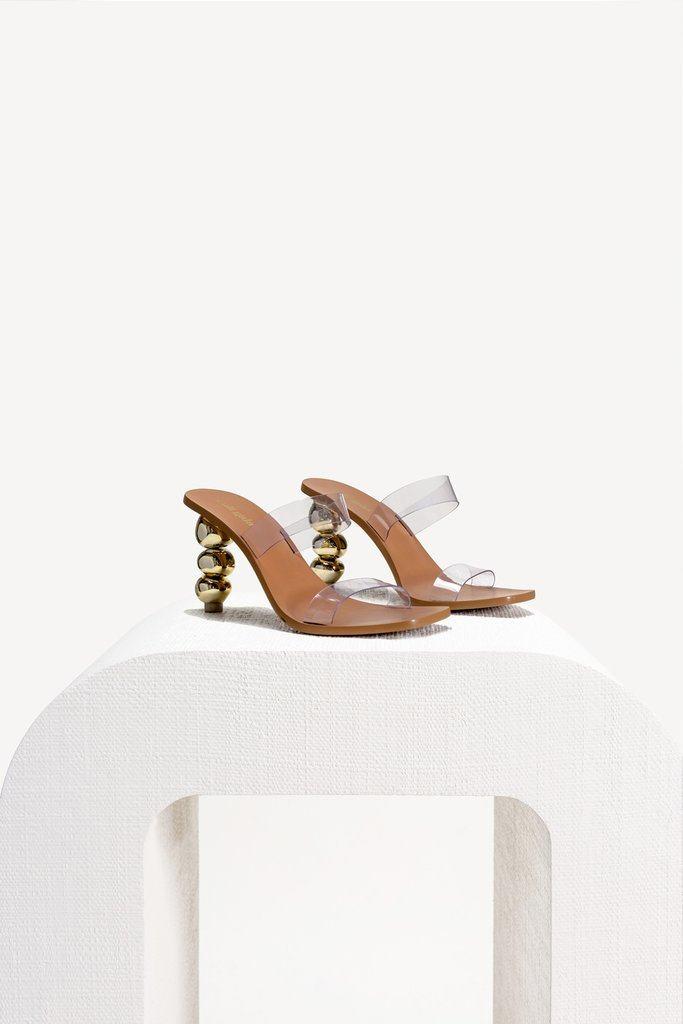 Meta Heel - Gold