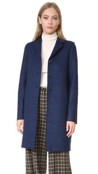 HARRIS WHARF LONDON coat denim