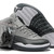 Air Basketball Shoes Nike Jordan 12 Leather Mens - Cool Grey and Whtie Stuff Black - Sale at Cheap Price $96.89 -  Jordan Retro 12 Mens