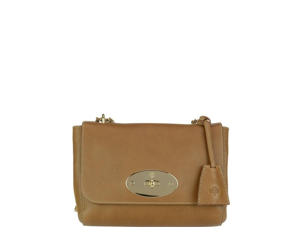Mulberry bag soft gold