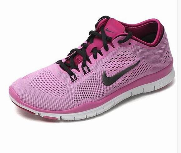 purple pink shoes nike free 5.0 tr fit 4 breathe womens shoes cross training fuschia purple nike free 5.0 tr fit 4 breathe nike free run