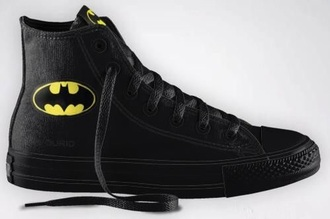 shoes batman converse shoes