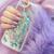 Glitter Waterfall IPhone Case