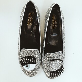 shoes chiara ferragni the blonde salad