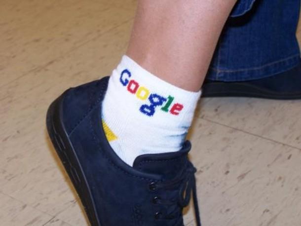 underwear socks google anklet socks tumblr red blue green yellow