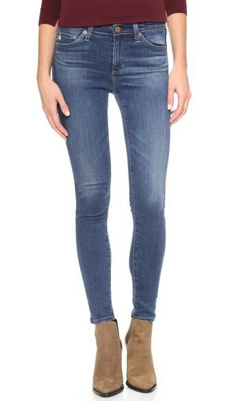 jeans midi