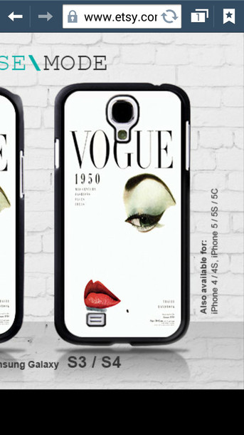 jewels phone cover vogue