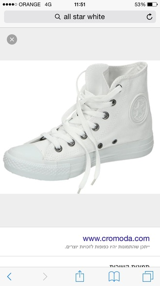 shoes white shoes white converse converse high tops