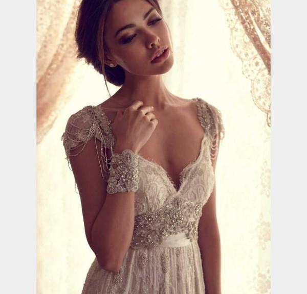 Online Shop High Quality 2014 Vintage Wedding Dresses ...