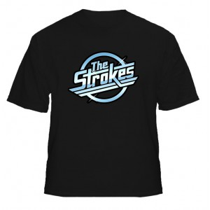 The Strokes T Shirt - www.blazintees.com