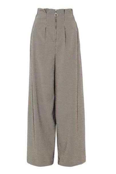 Topshop pants monochrome