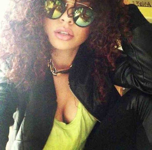 sunglasses green round sunglasses