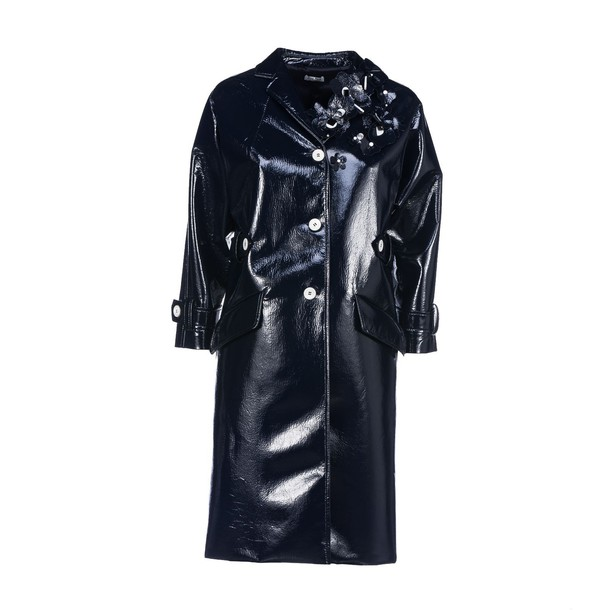 Miu Miu coat dark navy
