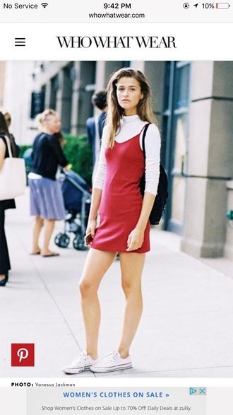 dress casual dressy back to school 90s style long sleeve dress sweater dress