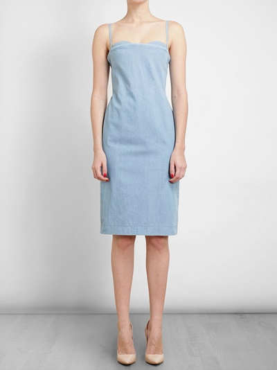 Acne 'thelma' Dress - Browns - Farfetch.com