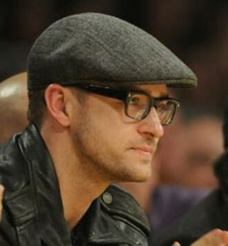 glasses justin timberlake black sunglasses