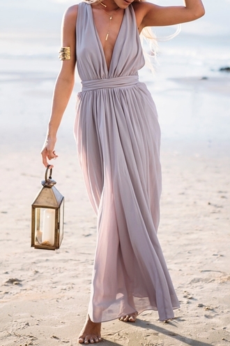 dress fashion summer beach trendy maxi long dress style zaful