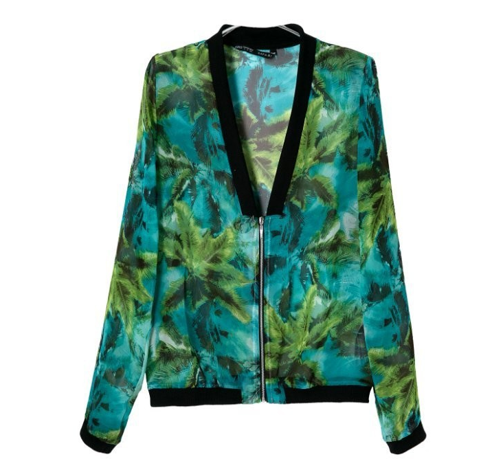 Keep it tropical jacket  / big momma thang