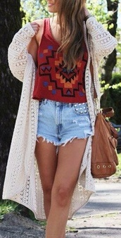 blouse,red crop top,bag,jacket,tank top,sweater,jeans,shorts,cardigan,shirt,asteque,astec,red,boho,vintage,top,short sleeve,style,tumblr outfit,casual t-shirts,summer top,loose knit,tan,beige,off-white