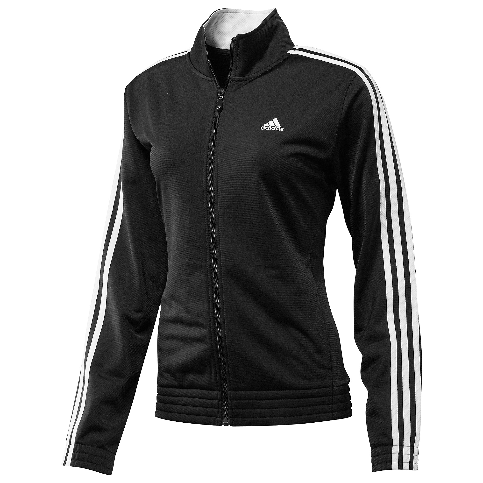 Adidas 3 Stripes Jacket Black Adidas Us