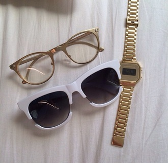 jewels watch gold gold watch fashion trendy cute cute watch american apparel www.target.com 2014 modern legacy modern day glasses sunglasses frames eyeglasses prescription glasses tumblr cute frames brown