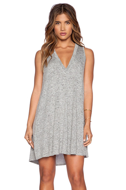 Riller & Fount Daley Dress in gray