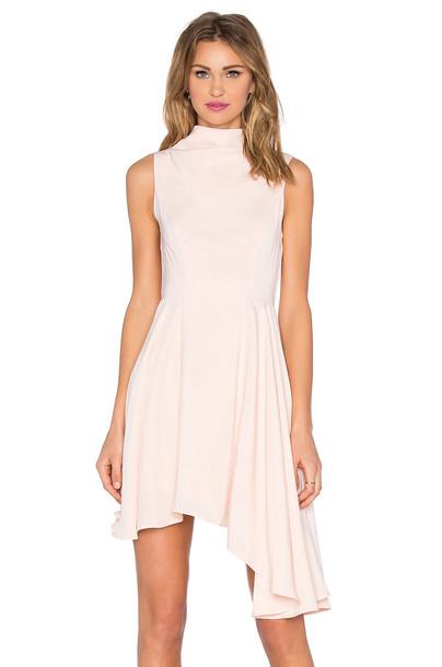 dress mini dress mini peach
