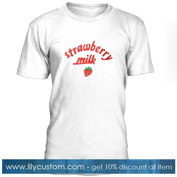 Strawberry Milk T Shirt