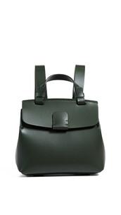 mini,backpack,mini backpack,green,bag