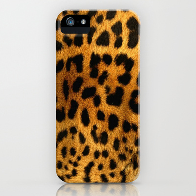 Cheetah Print iPhone & iPod Case by Electric Avenue | Society6