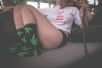 socks weed marijuana