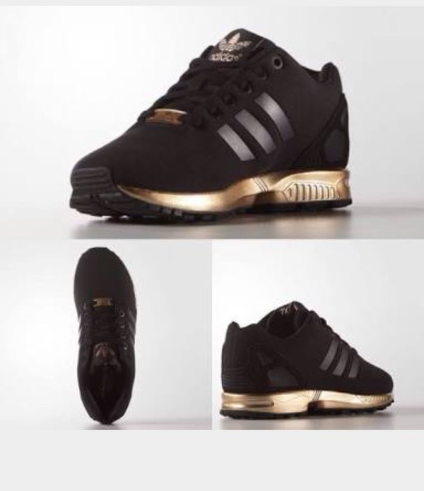 Adidas Zx Flux Gold Medal
