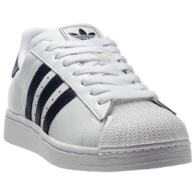 adidas Herren Sneaker Weiß Weiß/Schwarz: Amazon.de: Schuhe & Handtaschen