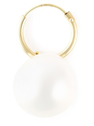 women pearl gold white yellow jewels