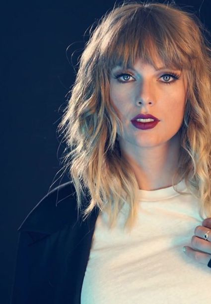 top make-up editorial taylor swift