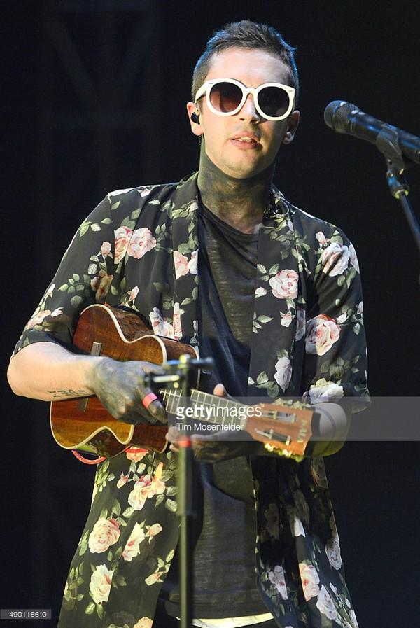 cardigan tyler joseph floral jacket jacket mens