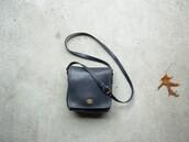 bag,vintage coach,vintage,navy,purse,bags and purses,shoulder bag,coach,leather bag