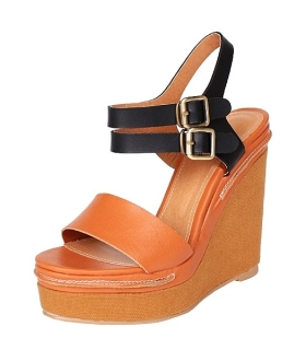 Wedges - Colors - Heels - Shoes - Women - Modekungen | Clothing, Shoes and Accessories