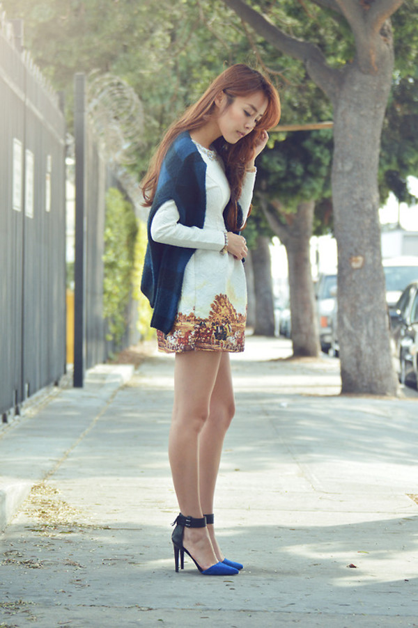 jullianne blogger dress jewels