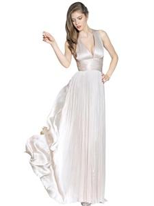 LONG DRESSES - MARIA LUCIA HOHAN -  LUISAVIAROMA.COM - WOMEN'S CLOTHING - SPRING SUMMER 2014