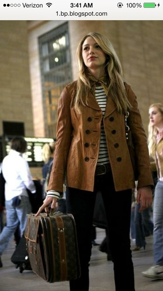 scarf gossip girl luxury coat